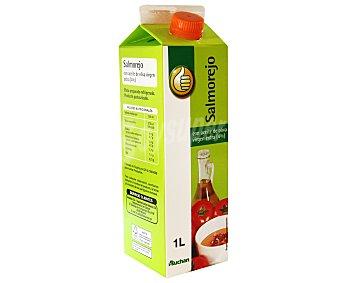 Productos Económicos Alcampo Salmorejo con aceite de oliva virgen extra 1 litro