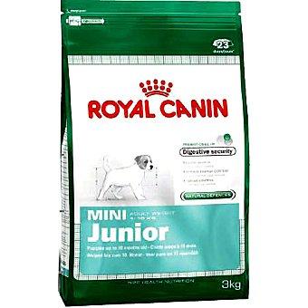 Royal Canin Pienso Mini Junior para perros cachorros razas pequeñas 2 Kg