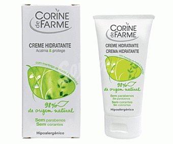 Corine de Farme Crema Hidratatante 98% Origen Natural 50ml