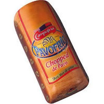 Campofrío Chopped de pavofrio 100 g