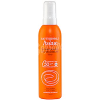Avène Protección solar F50 Spray 200 ml