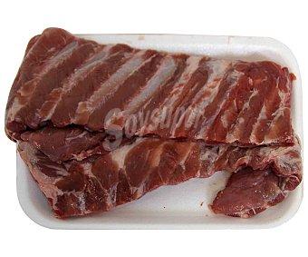 Costillar de cerdo blanco entero 1.800 gramos aproximados