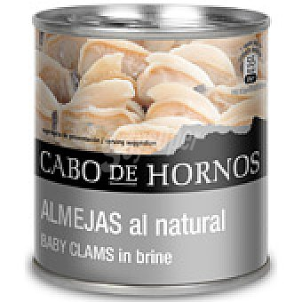 CABO DE HORNOS Almejas horno chilenas  90 g