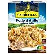 Pollo al ajillo con patatas 250 g Carretilla