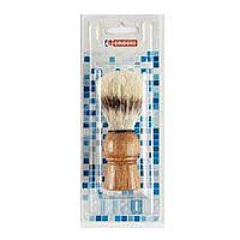 Eroski Brocha de afeitar Pack 1 unid