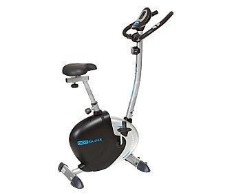 Fytter Bicicleta estática modelo RA-04B con 8 niveles de resistencia, pulsómetro y pantalla LCD con 6 funciones 1 unidad