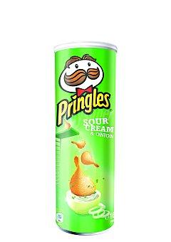 Pringles Pringles Patatas Cream & Onion 165 gr
