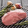 Ternera blanca cadera 1ª A en filetes (plancha), pieza para asar Al peso 1 kg PASSION MEAT
