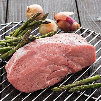 PASSION MEAT Ternera blanca cadera 1ª A en filetes (plancha), pieza para asar Al peso 1 kg