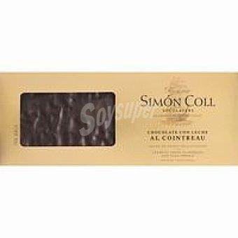 Simón Coll Turrón de trufa al cointreau Tableta 200 g