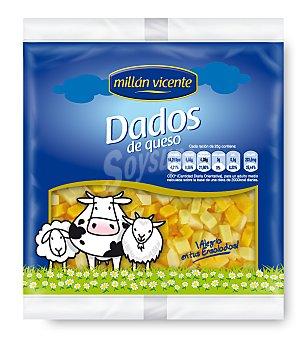 Millan Vicente Dados de queso para ensalada 100 g