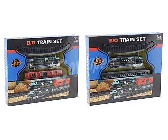 Tren Mi primer tren, incluye piezas de vía 1 unidad