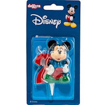 DEKORA Vela familia Disney Nº2 1 unidad