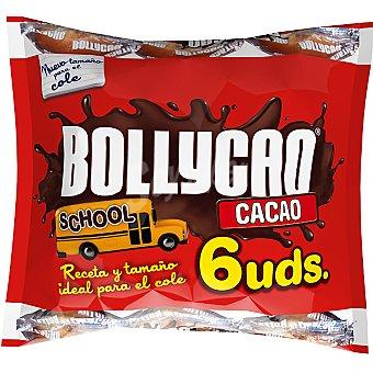 Bollycao Bollycao de cacao 6 unidades - 270 gramos