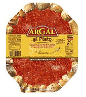 Argal Plato chorizo pamplona 100 g