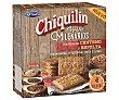 Galleta de cereales milenarios con centeno, espelta, quinoa, chía y lino Paquete 260 g Chiquilín Artiach