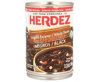 HERDEZ Frijoles negros 435 g