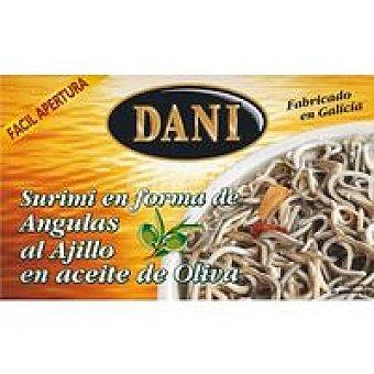 Dani Surimi al ajillo en aceite de oliva Lata 50 g