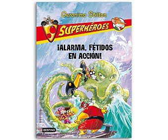 JUVENIL Stilton: Superhéroes 8