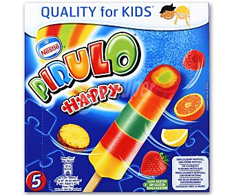 Nestlé Pirulo Happy 5 ud