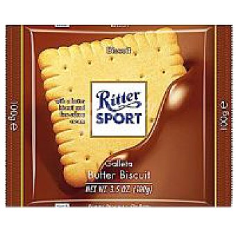 Ritter Chocolatina sport Galleta 100 Gr