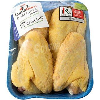 LumaGorri Alas de Pollo - Peso Aproximado  - Bandeja 500 g Bandeja 500 g