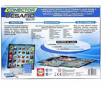 EDUCA Juego Electrónico Educativo Conector Desafío, 2 Jugadores 1 Unidad