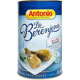 ANTONIO Berenjenas de Almagro con aliño suave  lata 420 g