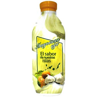 Trabel Mayonesa con ajo Bote 420 g