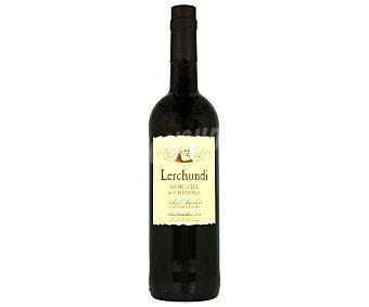 LERCHUNDI Moscatel de Chipiona con denominación de origen Jerez Botella de 75 cl