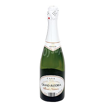 GRAND ASTORIA Cava brut nature botella 75 cl Botella 75 cl