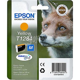 EPSON Stylus T1284 Cartucho de tinta color amarillo