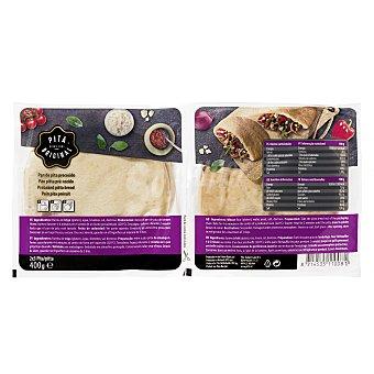Pita original Pan de pita blanco Paquete 6 u