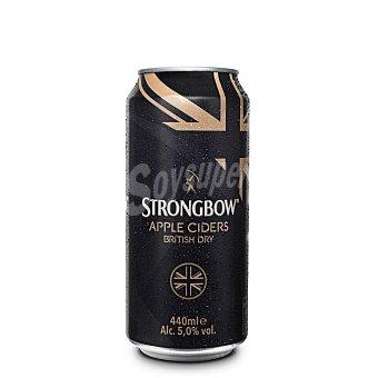 Strongbow Sidra de manzana Lata de 50 cl