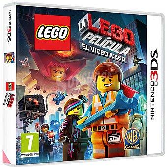 Nintendo Videojuego Lego Movie The videogame para 3DS 1 Unidad