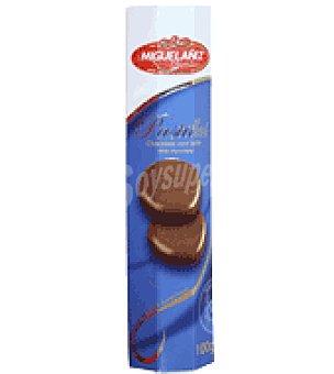 Miguelañez Chocolate con leche pastilla 100 g