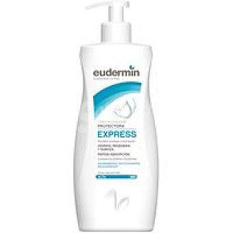 Eudermin Crema corporal express Tarro 400+100 ml