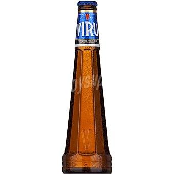 VIRU Premium cerveza rubia estonia  botella 30 cl