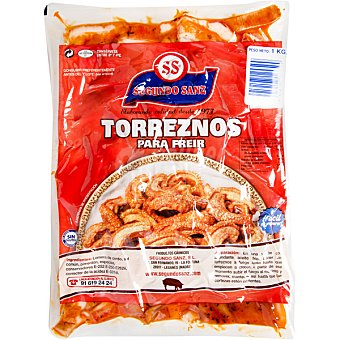SEGUNDO SANZ Torreznos Envase 1 kg