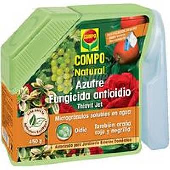 Compo Azufre fungicida antioido Caja 450 g