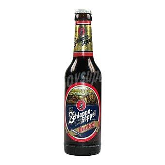 SCHLAPPE-SEPPEL Cerveza oscura 33 cl