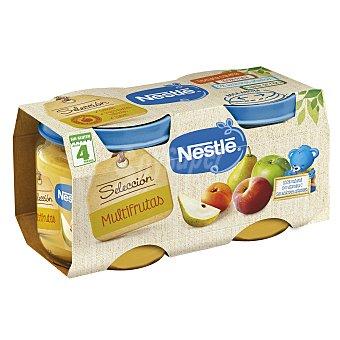 Nestlé Naturnes selección multifrutas tarrito 2 x 200 gr