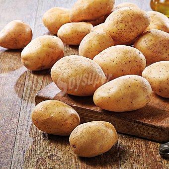Patata lavada a granel Bolsa de 1000 kg