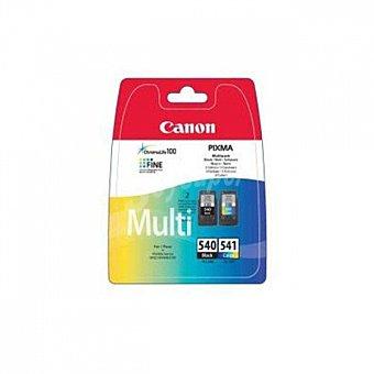 Canon Multipack Cartuchos de Tinta Canon PG-540M - negro/tricolor