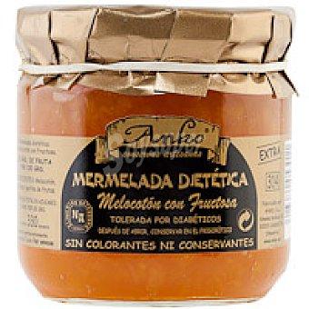 Anko Mermelada dietética de melocotón Frasco 330 g