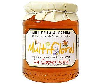 Miel de flores denominación de origen La Alcarria LA caperucita 500 g