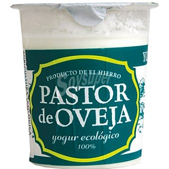 PASTOR DE OVEJA Yogur natural de oveja Envase 125 g