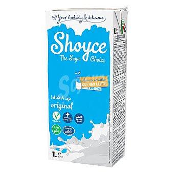 Shoyce Bebida de soja original sin gluten 1 l