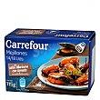 Mejillones de las en salsa marinera con tomate Carrefour 115 G 115 g Rías Gallegas