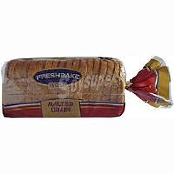 FRESBAKE Gold Malted Grain Pan Molde Paquete 800 g